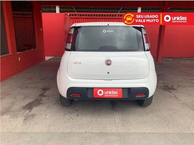 Fiat Uno 2020 1.0 fire flex attractive manual - Foto 6
