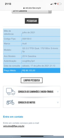 Audi Q3 quatrro 2.0 2014 - Foto 13
