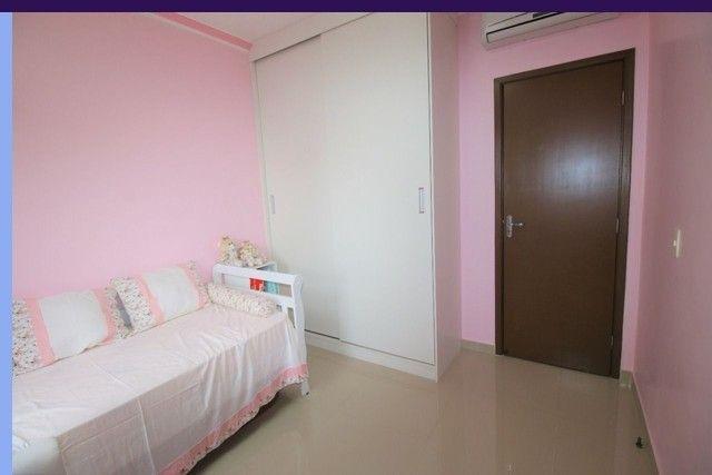 Apartamento 3 Quartos Ponta Negra Condomínio weekend Club - Foto 3