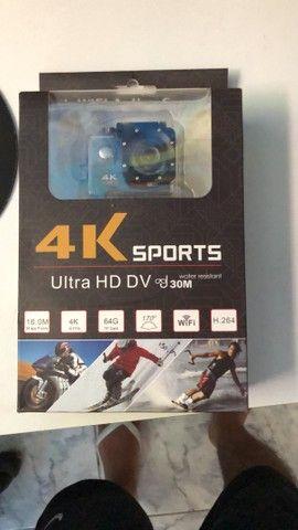 Câmera 4K Sports (GoPro)