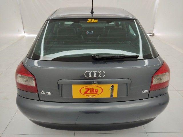 Audi A3 1.8 ! Bancos de Couro ! Extra! - Foto 4