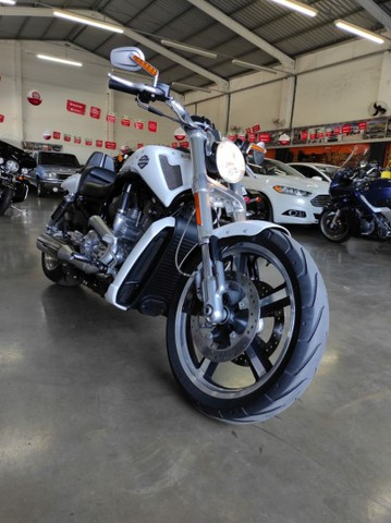 Super oferta Harley Davidson V Rod Muscle ano 2014 unico dono impecável apenas 5000km - Foto 7