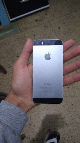 Vendo iPhone 5S usado - Foto 2