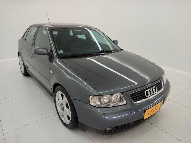 Audi A3 1.8 ! Bancos de Couro ! Extra! - Foto 2