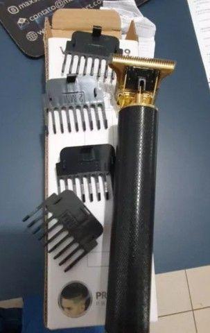 Máquina de cortar cabelo profissional  - Foto 3