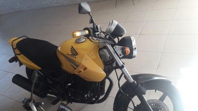 moto 250 valor 3 mil moto para roça  tel * - Foto 2
