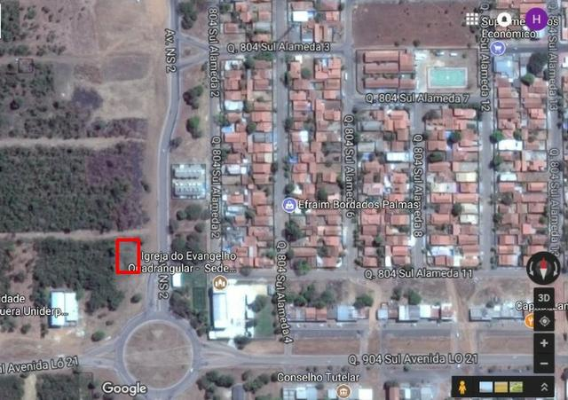 Lote Residencial 802 Sul