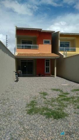 Casa residencial à venda, Centro, Eusébio - CA1893.
