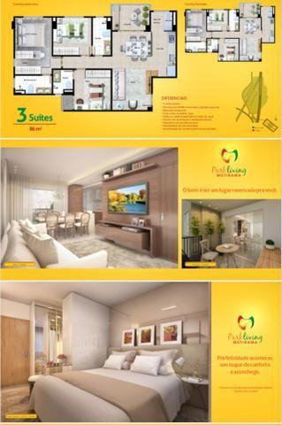 Apartamento 3 Suites Centro - Goiânia