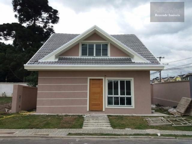 Casa em condominio à venda-Umbará