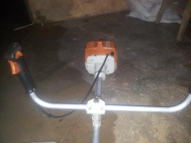 Roçadeira stihl original 220