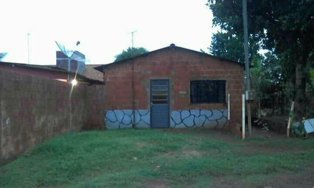 Troca casa em Sidrolândia por casa em campo grande