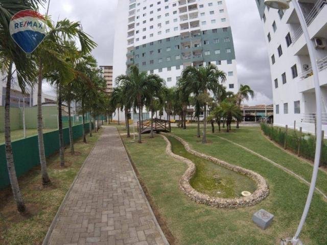 Apartamento 03 quartos próximo ao riomar kennendy no jardins residence club - Foto 9