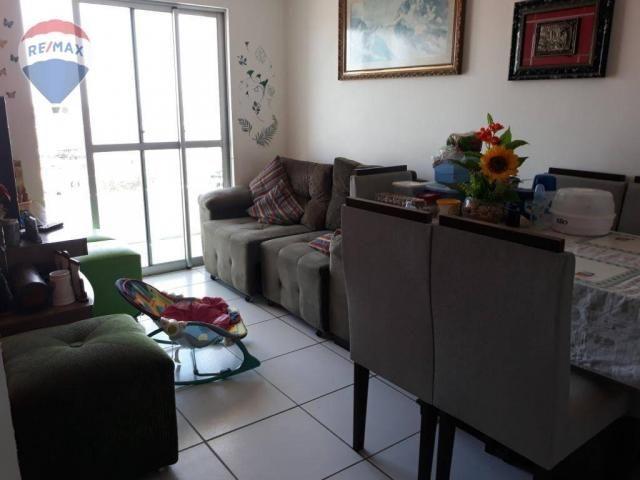 Apartamento 03 quartos próximo ao riomar kennendy no jardins residence club - Foto 14