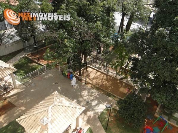 Apartamento à venda com 3 dormitórios em Cinquentenário, Belo horizonte cod:541611 - Foto 7