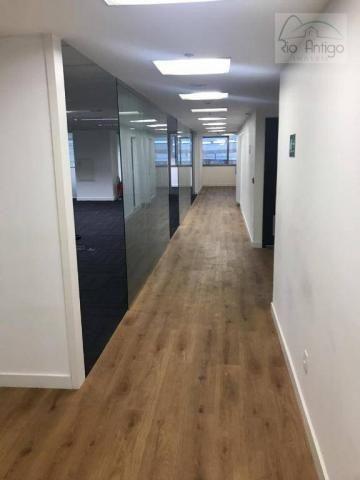 Sala para alugar, 315 m² por r$ 37.800/mês - botafogo - rio de janeiro/rj - Foto 2