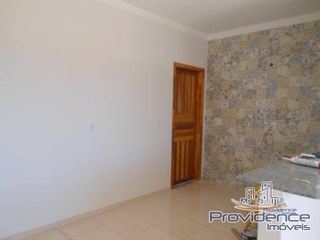 Casa com 2 dormitórios à venda, 55 m² por R$ 165.000 - Belmonte - Cascavel/PR - Foto 2