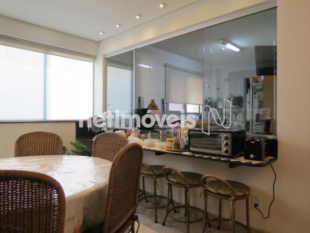 Apartamento à venda com 4 dormitórios em Funcionários, Belo horizonte cod:735808 - Foto 7