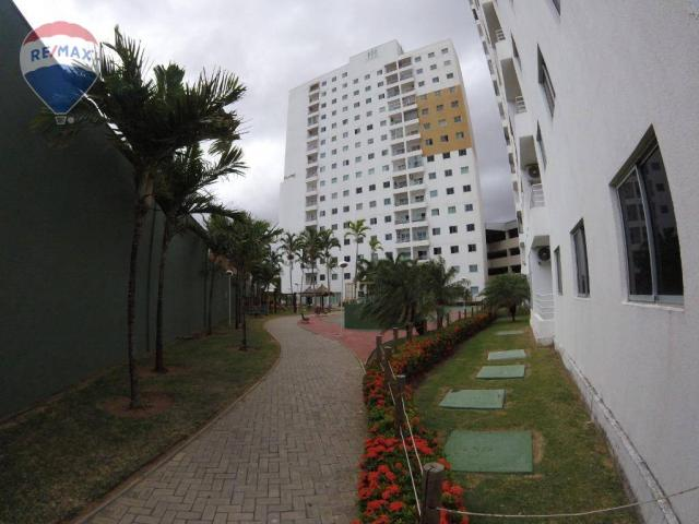 Apartamento 03 quartos próximo ao riomar kennendy no jardins residence club - Foto 5