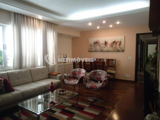Apartamento à venda com 3 dormitórios em Gutierrez, Belo horizonte cod:451271