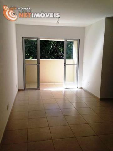 Apartamento à venda com 3 dormitórios em Cinquentenário, Belo horizonte cod:541611 - Foto 2