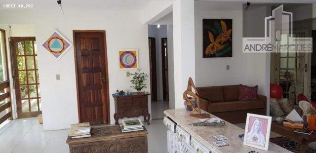 Casa em condomínio para venda em salvador, piatã, 4 dormitórios, 2 suítes, 2 banheiros, 2  - Foto 4