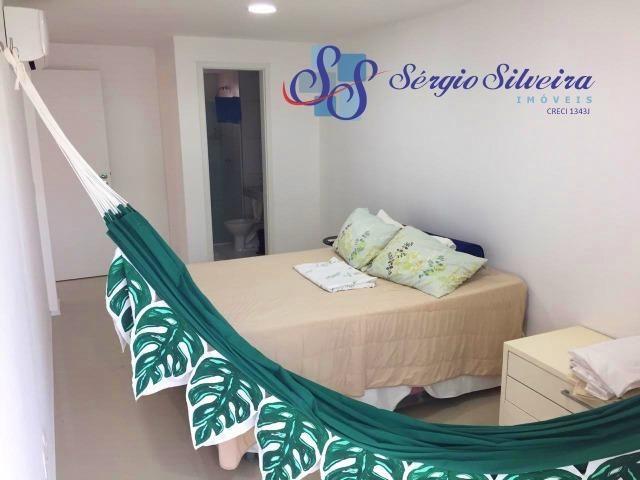 Solarium Porto das Dunas Apartamento mobiliado 3 suítes! - Foto 11