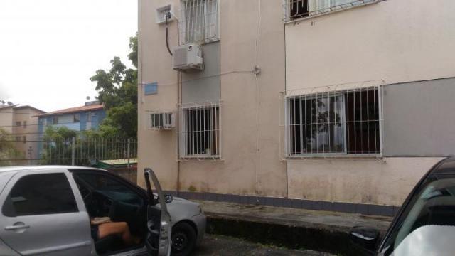 Apartamento para Venda em Salvador, Jardim Nova Esperança, 2 dormitórios, 1 banheiro - Foto 3