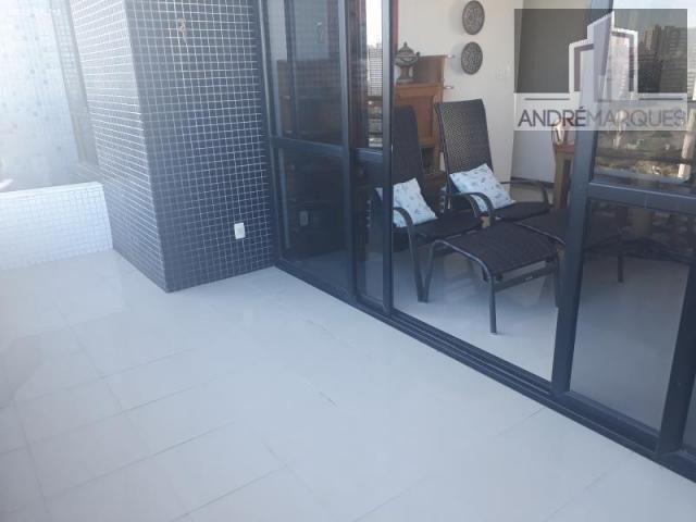 Apartamento para Venda em Salvador, Pituba, 4 dormitórios, 2 suítes, 4 banheiros, 3 vagas - Foto 4