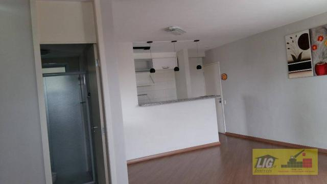 excelente apartamento com 2 dormitórios sendo uma suíte - Foto 17
