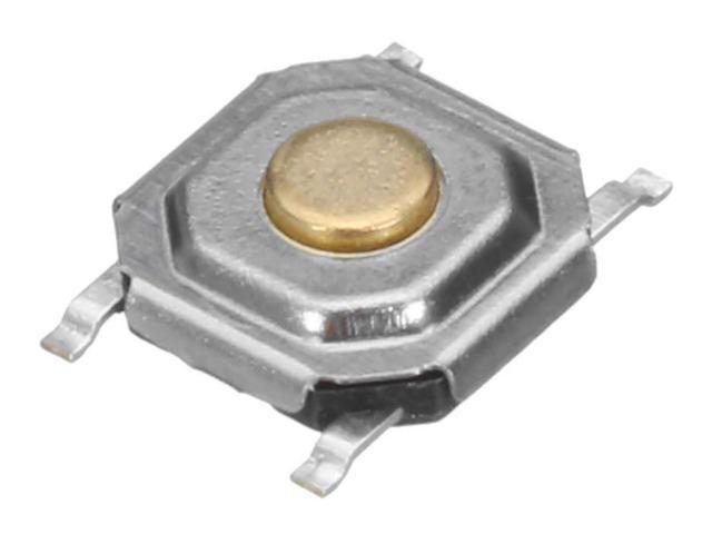 COD-CP64 KIT 20Unidades botões momentâneo Tact tátil Botão Switch Smd (5Modelos) Arduin - Foto 2