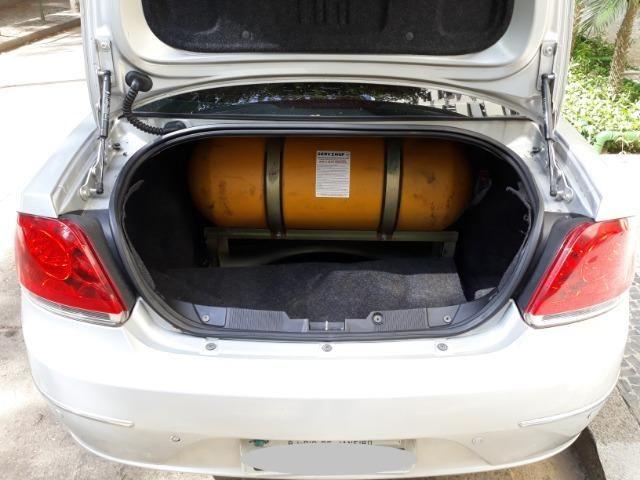 Fiat Linea 1.8 essence 16v flex/gnv automatizado - Foto 5
