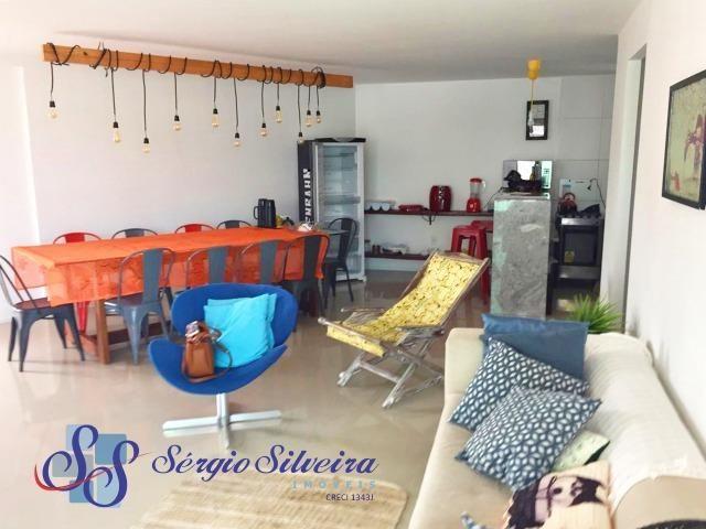 Solarium Porto das Dunas Apartamento mobiliado 3 suítes! - Foto 5