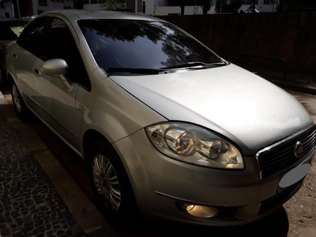 Fiat Linea 1.8 essence 16v flex/gnv automatizado - Foto 3