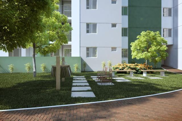 Lindo apartamento no santo antonio | 02 dormitórios | sacada com churrasqueira - Foto 11