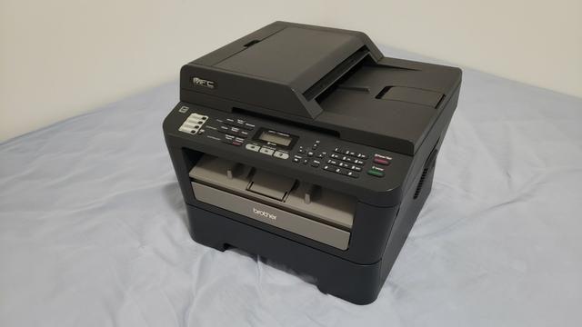 Impressora multifuncional Laserjet Brother MFC 7460 - Foto 3