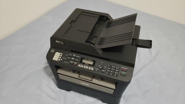 Impressora multifuncional Laserjet Brother MFC 7460 - Foto 4
