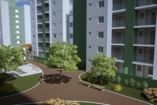 Lindo apartamento no santo antonio | 02 dormitórios | sacada com churrasqueira - Foto 5