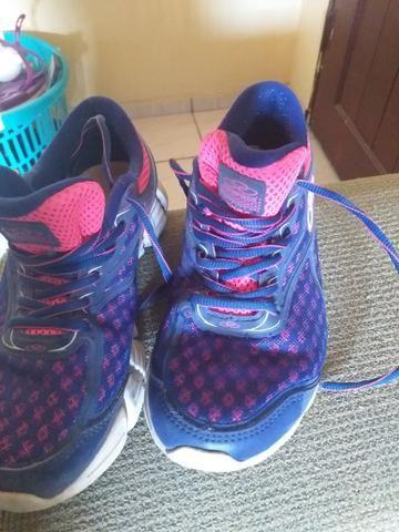 Tênis olimpycos ótimo para caminhar n.37 - Foto 3