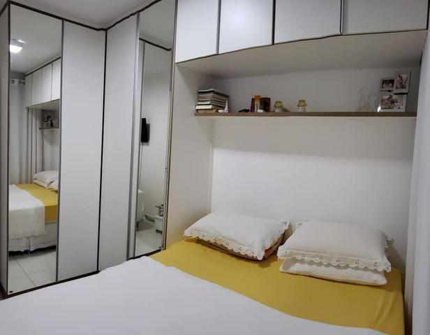 Caji Condomnio villa rica 3/4 reformado armários 2 andar 155 mil - Foto 5