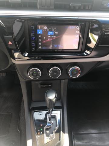 Toyota Corolla GLI 1.8 Automático 2016/2017 - Foto 3