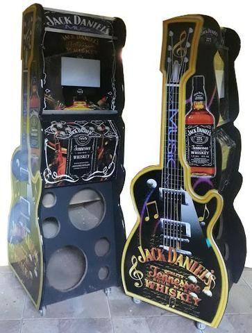 Gabinete Maquina de musica