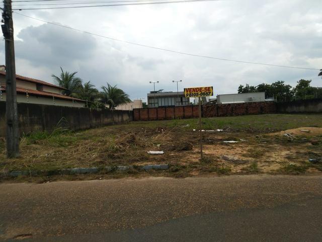 terreno no bairro paraviana