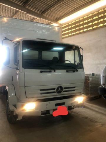 Caminhão Mercedes 1214 98 pronta pra rodar - Foto 8