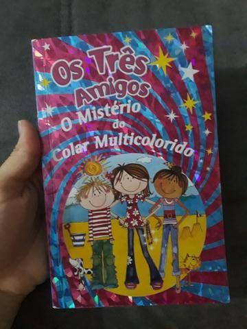 Livros infantis de aventura e mistério R$ 10 - Foto 2