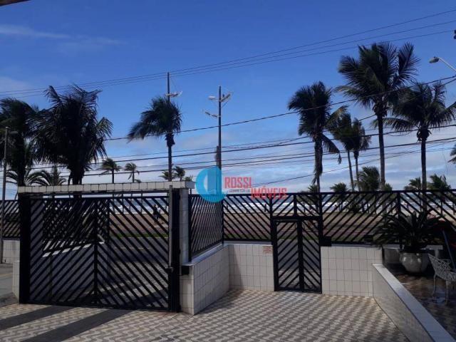 Locação frente praia 01 dormitório - Foto 2