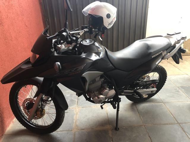 Honda xre 300 2016/2016 moto extremamente zero sem detalhes moto muito bem cuidada - Foto 11