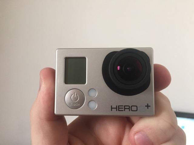 Gopro Hero 3+ Silver (Acompanha 2 Baterias e Carregador de Tomada) - Foto 5