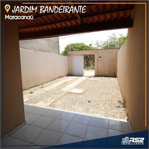 Casa Plana de 3 Quartos - Jardim Bandeirante - Documentos Inclusos - Foto 12