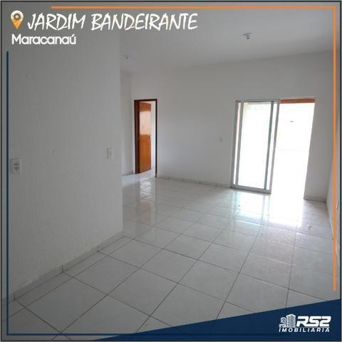 Casa Plana de 3 Quartos - Jardim Bandeirante - Documentos Inclusos - Foto 10